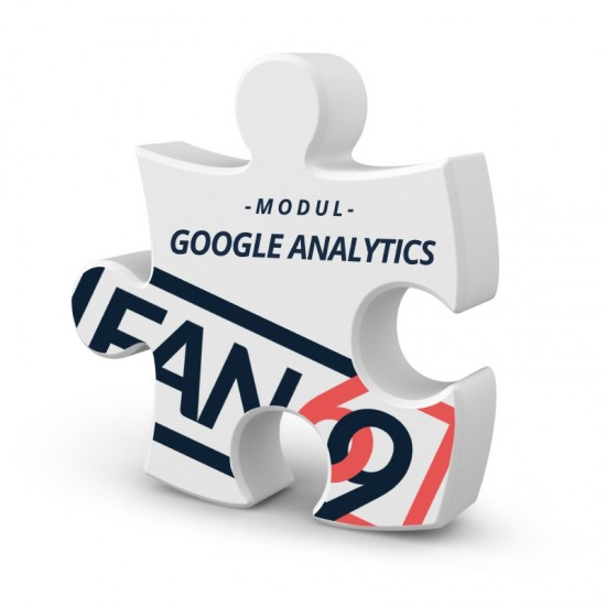 Modul - Google Analytics